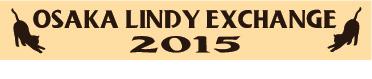 OSAKA LINDY EXCHANGE 2015