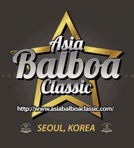 Asia Balboa Classic Championship