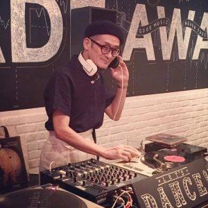 DJ Amore Tokyo Swinggigolo
